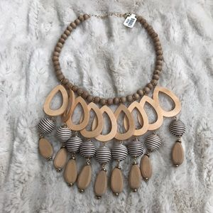 Gorgeous Anthropologie Statement necklace.